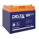 GEL аккумулятор DELTA GX 12-40